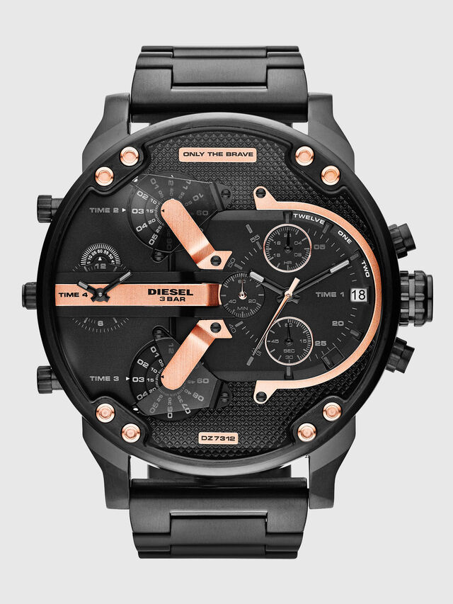 Diesel DZ7312 MR. DADDY 2.0, Black - Timeframes - Image 1