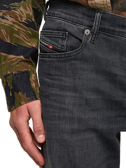 Diesel - D-Mihtry 069SU, Black/Dark grey - Jeans - Image 4