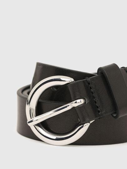 Diesel - B-PHER, Black - Belts - Image 2
