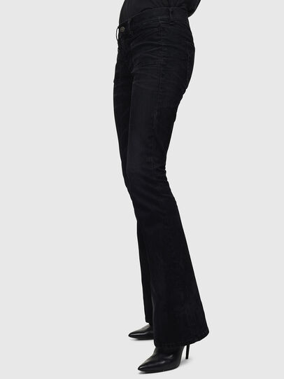 Diesel - D-Ebbey 0091I, Black/Dark grey - Jeans - Image 6