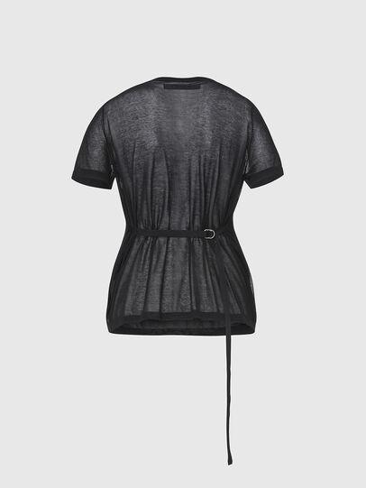 Diesel - M-ABBIE, Black - Knitwear - Image 2