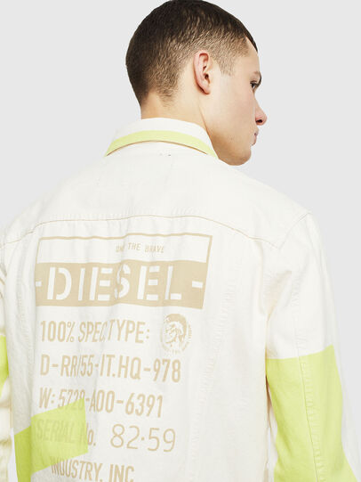Diesel - NHILL-SP,  - Denim Jackets - Image 5