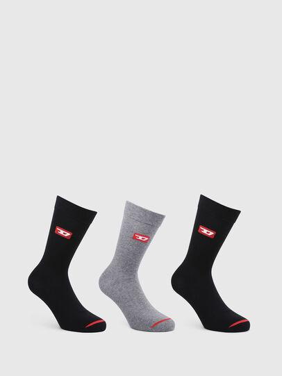 Diesel - SKM-RAY-THREEPACK, Multicolor - Socks - Image 1