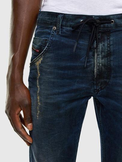 Diesel - KROOLEY JoggJeans® 069NP, Dark Blue - Jeans - Image 3