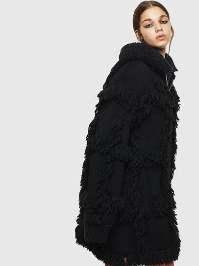 Diesel - M-LYNE, Black - Winter Jackets - Image 5