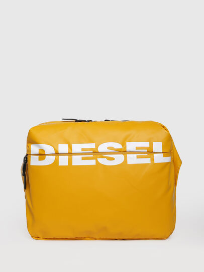 Diesel - F-BOLD CROSS, Honey - Crossbody Bags - Image 1