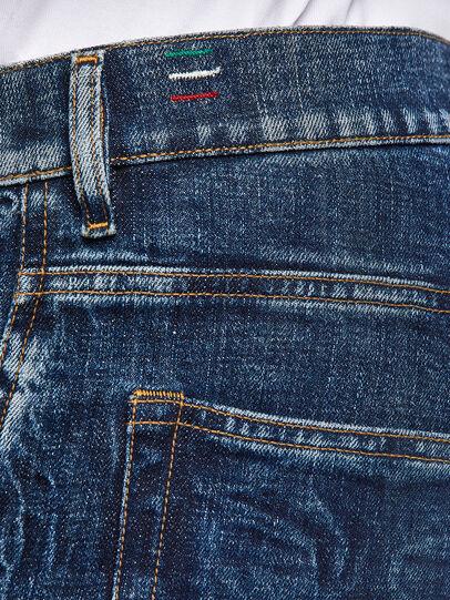 Diesel - D-Vider 0092X, Medium blue - Jeans - Image 5