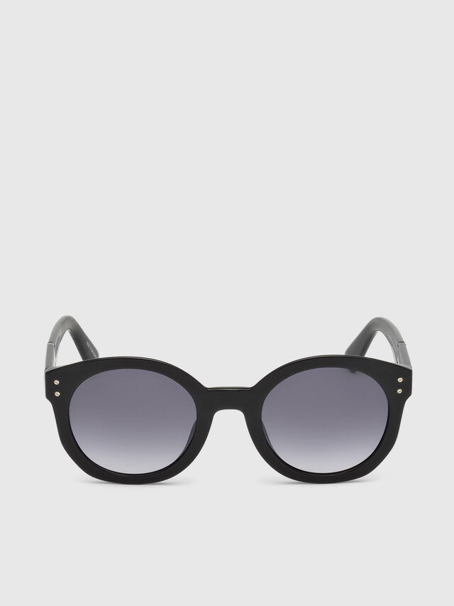 Diesel - DL0252, Black - Eyewear - Image 1