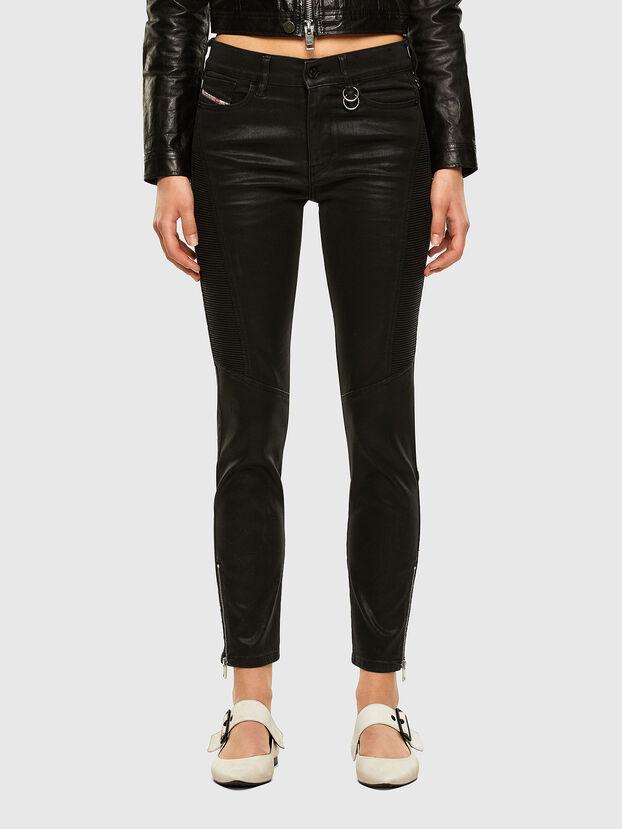 Slandy 069JT, Black - Jeans