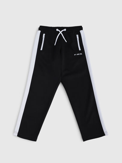 Diesel - PSKA, Black/White - Pants - Image 1