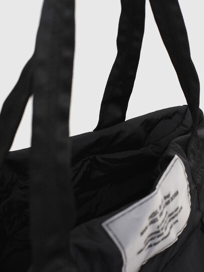 Diesel - DUPAK, Black - Travel Bags - Image 5