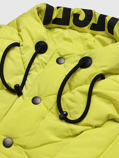 Diesel - C-WODY, Yellow Fluo - Caps - Image 3