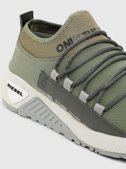 Diesel - S-KB SLG, Olive Green - Sneakers - Image 4