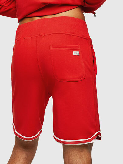Diesel - UMLB-PAN, Red - Pants - Image 2