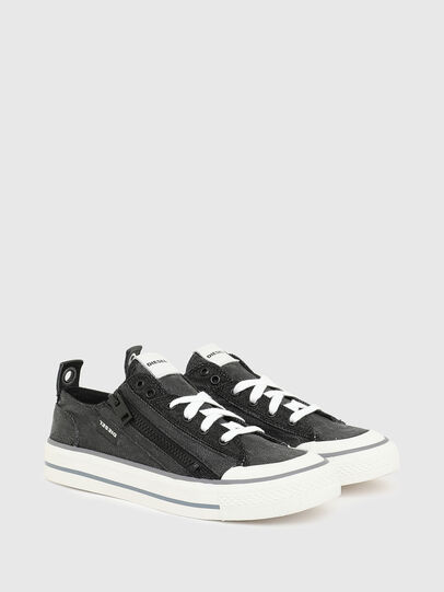 Diesel - S-ASTICO LOW ZIP W, Black - Sneakers - Image 2