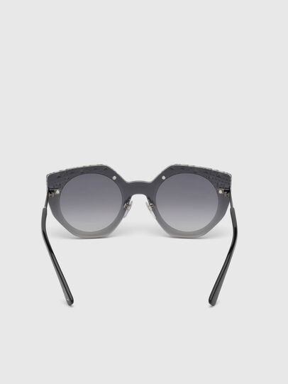 Diesel - DL0258, Grey - Sunglasses - Image 3