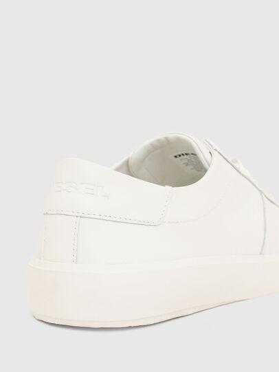 Diesel - S-MYDORI LC, White - Sneakers - Image 4