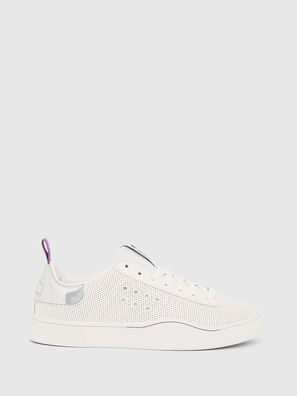 S-CLEVER LC W, White/Pink - Sneakers