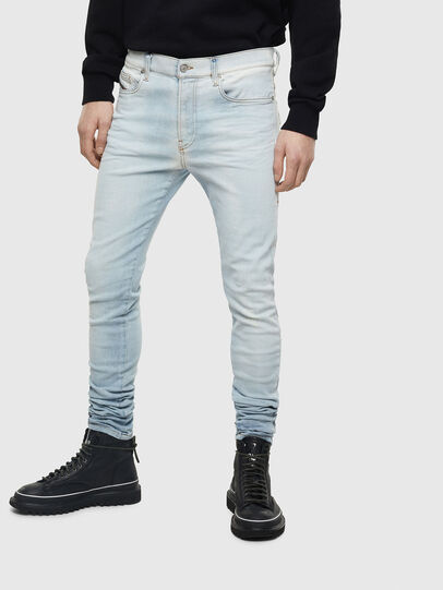 Diesel - D-Amny 009BE, Light Blue - Jeans - Image 1