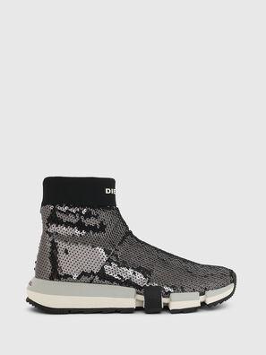 H-PADOLA SOCK W, Black - Sneakers