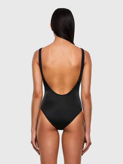 Diesel - BFSW-FLAMMIN, Black - Swimsuits - Image 2