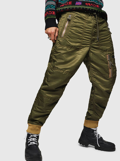 Diesel - P-LEVOKI, Military Green - Pants - Image 4