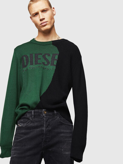 Diesel - K-HALF,  - Knitwear - Image 4