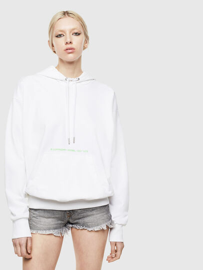 Diesel - S-ALBY-S2, White - Sweaters - Image 2