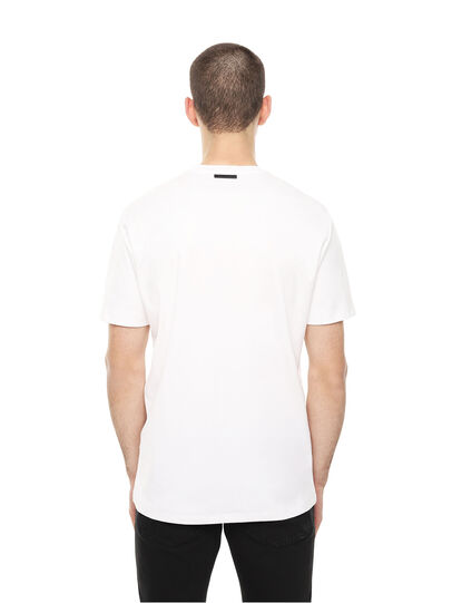 Diesel - TY-DRIPPING,  - T-Shirts - Image 2