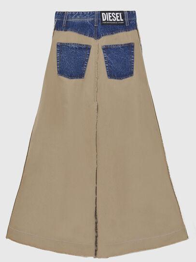 Diesel - O-MISTY, Beige - Skirts - Image 2