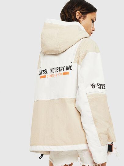 Diesel - J-REED, White - Jackets - Image 4