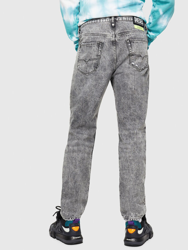 Diesel - Mharky 089AT, Light Grey - Jeans - Image 2