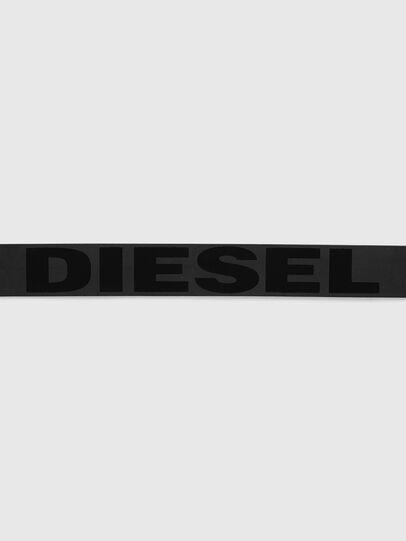 Diesel - BARBAR, Black - Belts - Image 3