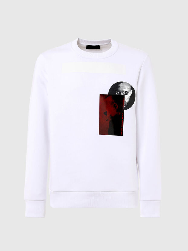 S-ARGON-A, White - Sweaters