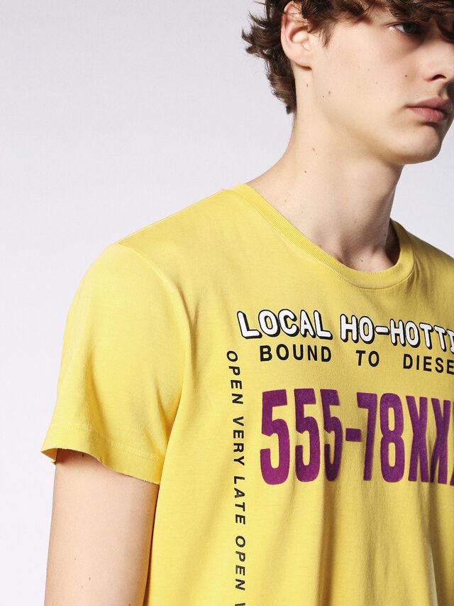 T-DIEGO-DI, Yellow