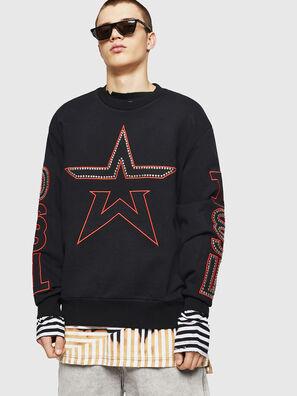 S-BAY-STUDS, Black - Sweaters