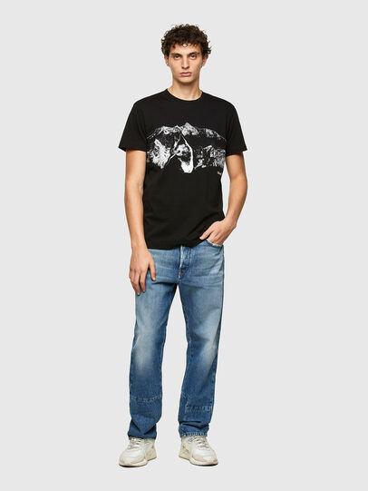 Diesel - T-DIEGOS-A7, Black - T-Shirts - Image 4