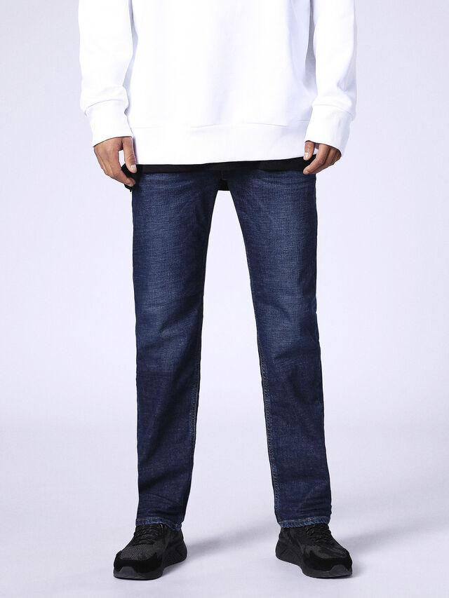 Diesel - Waykee 084NL, Dark Blue - Jeans - Image 4