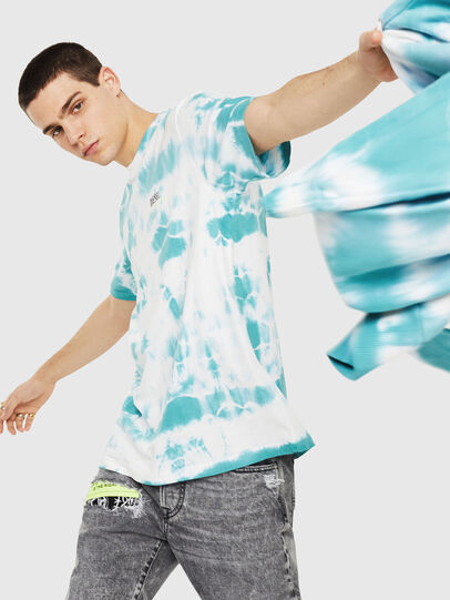 Diesel - DXF-T-JUST-2,  - T-Shirts - Image 4