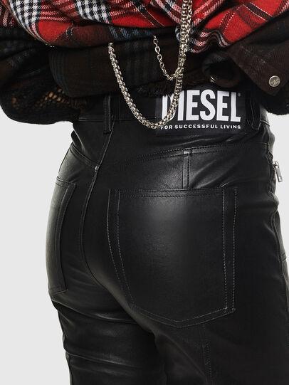 Diesel - L-NIKIA-A, Black - Pants - Image 4