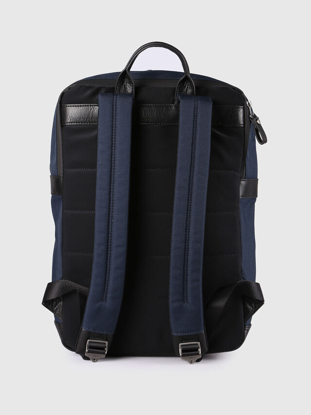 Diesel - M-PROOF BACK, Blue Jeans - Backpacks - Image 2