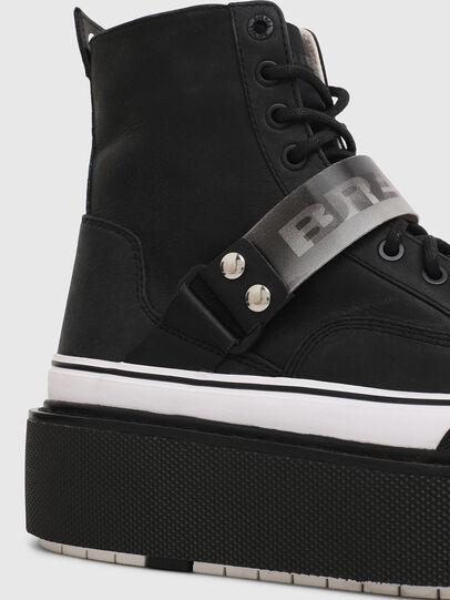 Diesel - H-SCIROCCO STRAP, Black - Sneakers - Image 4