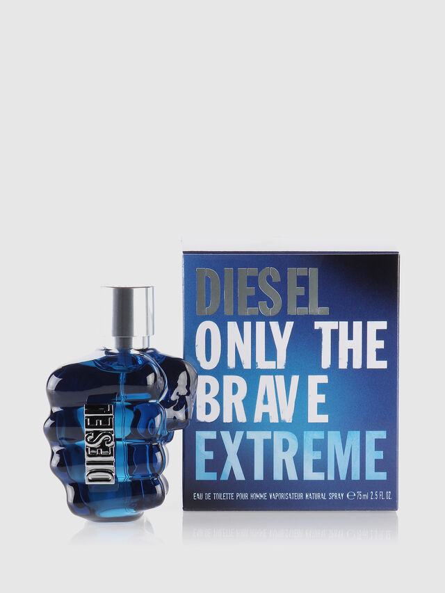 Diesel ONLY THE BRAVE EXTREME 75ML, Blue - Only The Brave - Image 1