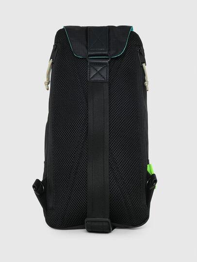 Diesel - BODHIO WP, Black - Crossbody Bags - Image 2