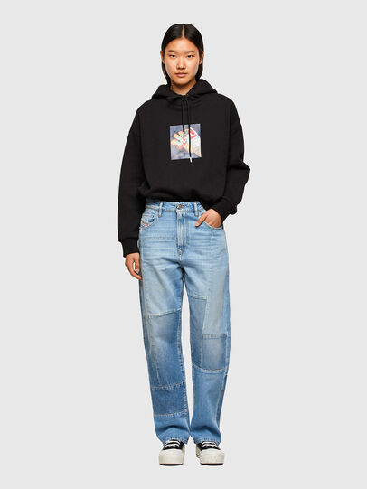 Diesel - D-Reggy 009ND, Light Blue - Jeans - Image 6