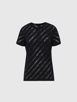 T-SILY-V22, Black - T-Shirts