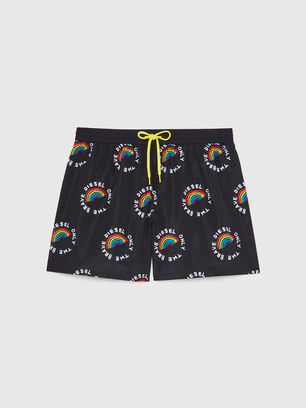 BMBX-WAVE 2.017-P,  - Swim shorts