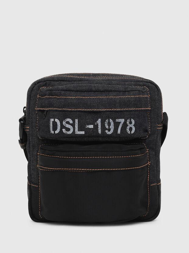 SANDRIGO, Dark Blue - Crossbody Bags