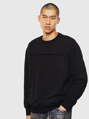 S-BAY-RAW, Black - Sweaters