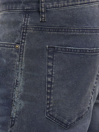 Diesel - D-Vider JoggJeans 069PR, Dark Blue - Jeans - Image 5